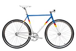 Das State Bicycle Alouette, klassische Optik im modernen Gewand.