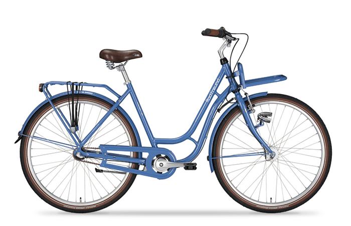 Das praktische RadFreund Retro Fahrrad ist dein alltäglicher Begleiter.