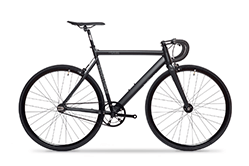 Das State Bicycle Black Label V2 in schwarz.