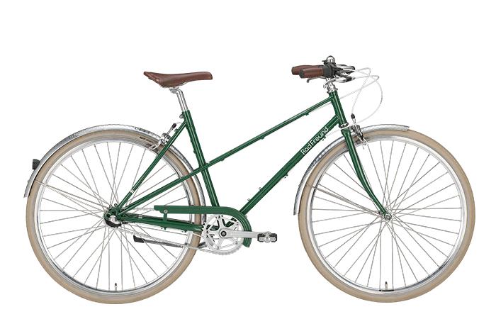 Unser RadFreund Vintage: schnittig, schell und verdammt leicht.