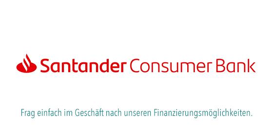 Finanzierung RadFreund mit der Santander Bank