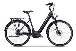 Das Kreidler Vitality Eco 8, ein gemütliches E-Bike.