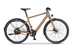 Das Rabeneick TX-E Urban Singlespeed, ein E-Bike.
