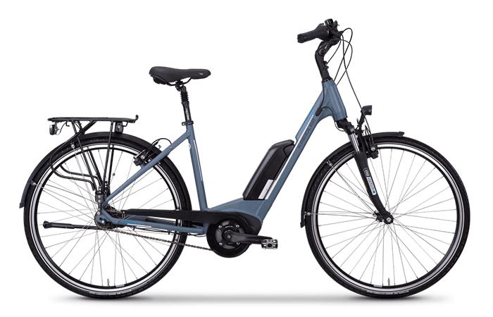 Das Kreidler Vitality Eco 2 Comfort ein gemütliches E-Bike.