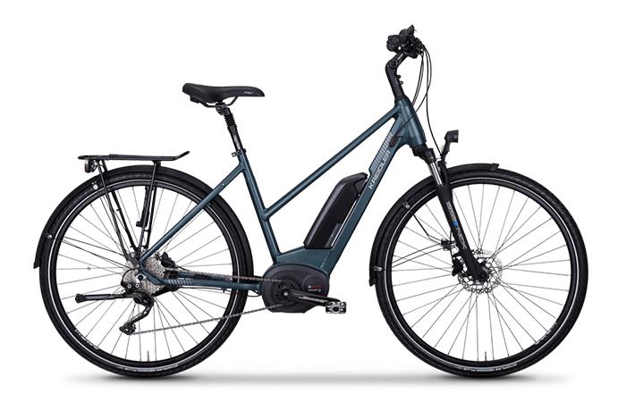 Das Kreidler Vitality Eco 6, ein gemütliches E-Bike.