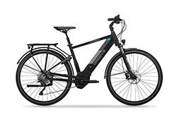 Das Greens Dorset, ein gemütliches E-Bike.