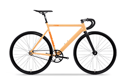 Das State Bicycle Black Label V2 Peach