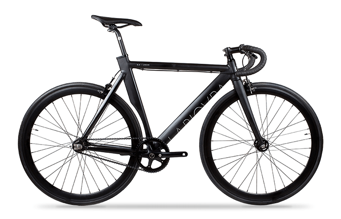 Das Brick Lane Bike Piovra black.
