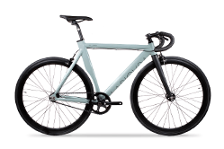 Das Brick Lane Bike Piovra - moss green.