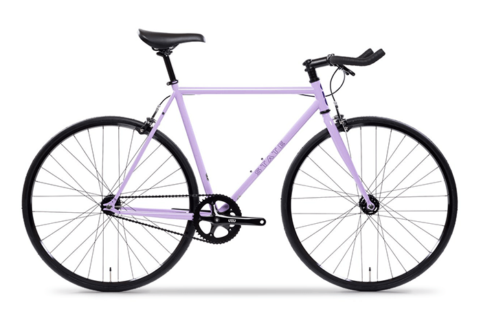 Das State Bicycle 4130 Perplexing Purple.