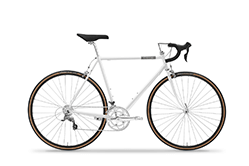 Das Creme Cycles Echo Solo 16 Speed
