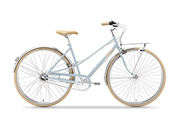 Das Creme Cycles Caferacer Lady Solo 7-Speed