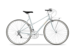 Das Creme Cycles Echo Solo Mixte 16-Speed